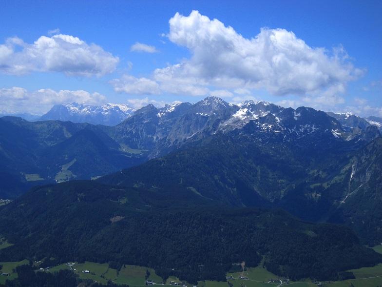 Foto: Andreas Koller / Klettersteigtour / Intersport Klettersteig Donnerkogel (2054m) / Tennengebirge / 12.07.2013 16:33:56