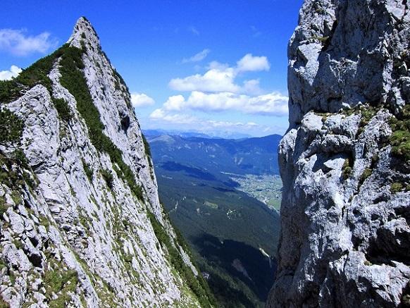 Foto: Andreas Koller / Klettersteigtour / Intersport Klettersteig Donnerkogel (2054m) / 12.07.2013 16:33:09