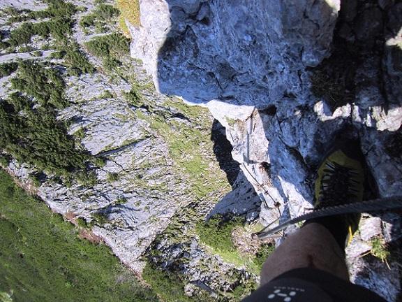 Foto: Andreas Koller / Klettersteigtour / Intersport Klettersteig Donnerkogel (2054m) / 12.07.2013 16:32:16