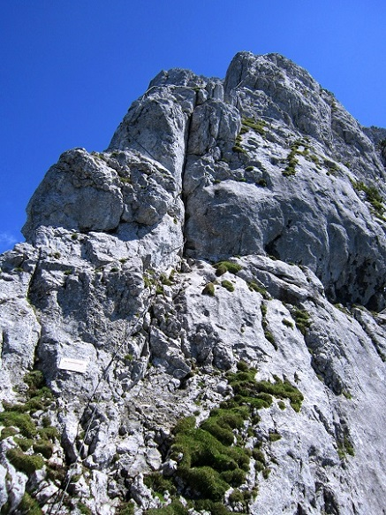 Foto: Andreas Koller / Klettersteigtour / Intersport Klettersteig Donnerkogel (2054m) / Donnerkogel N-Grat / 12.07.2013 16:32:04