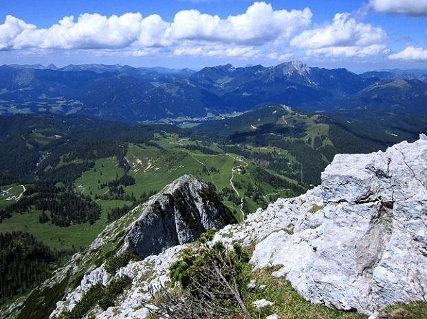 Foto: Andreas Koller / Klettersteigtour / Intersport Klettersteig Donnerkogel (2054m) / 12.07.2013 16:31:08