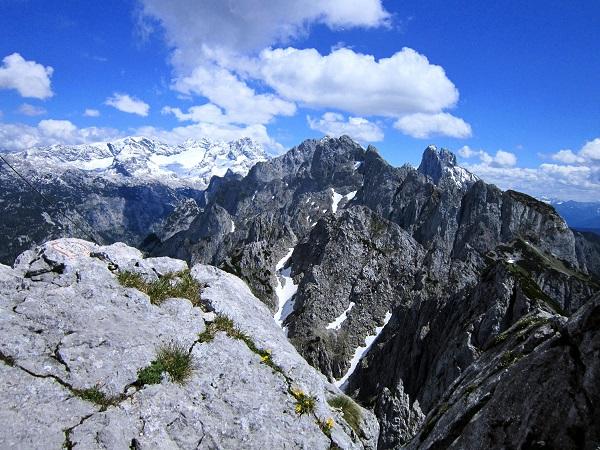 Foto: Andreas Koller / Klettersteigtour / Intersport Klettersteig Donnerkogel (2054m) / 12.07.2013 16:30:15