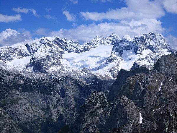 Foto: Andreas Koller / Klettersteigtour / Intersport Klettersteig Donnerkogel (2054m) / 12.07.2013 16:29:54