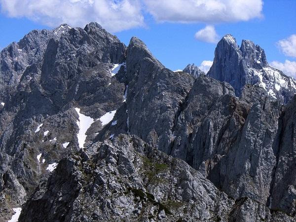 Foto: Andreas Koller / Klettersteigtour / Intersport Klettersteig Donnerkogel (2054m) / 12.07.2013 16:29:30