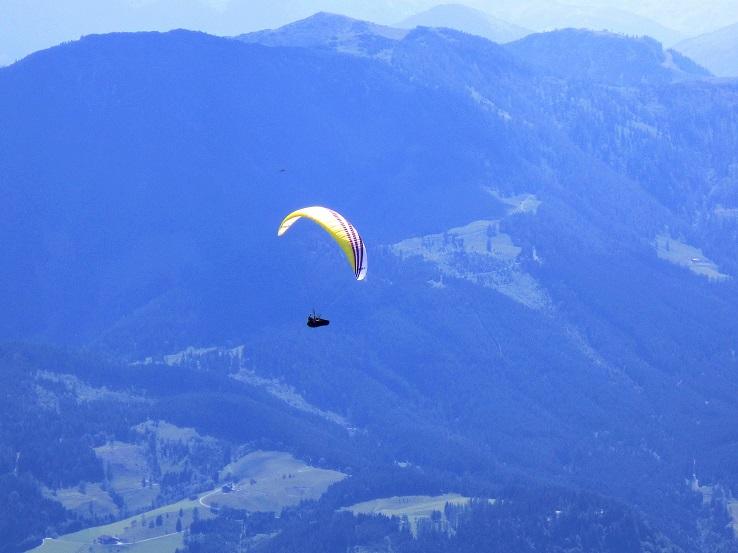 Foto: Andreas Koller / Klettersteigtour / Intersport Klettersteig Donnerkogel (2054m) / 12.07.2013 16:29:16