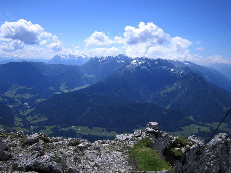 Foto: Andreas Koller / Klettersteigtour / Intersport Klettersteig Donnerkogel (2054m) / 12.07.2013 16:28:05