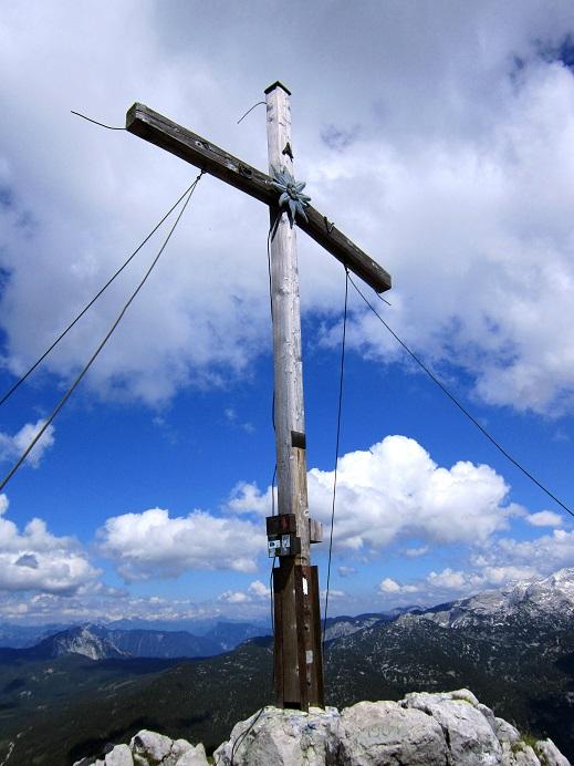 Foto: Andreas Koller / Klettersteigtour / Intersport Klettersteig Donnerkogel (2054m) / 12.07.2013 16:26:50