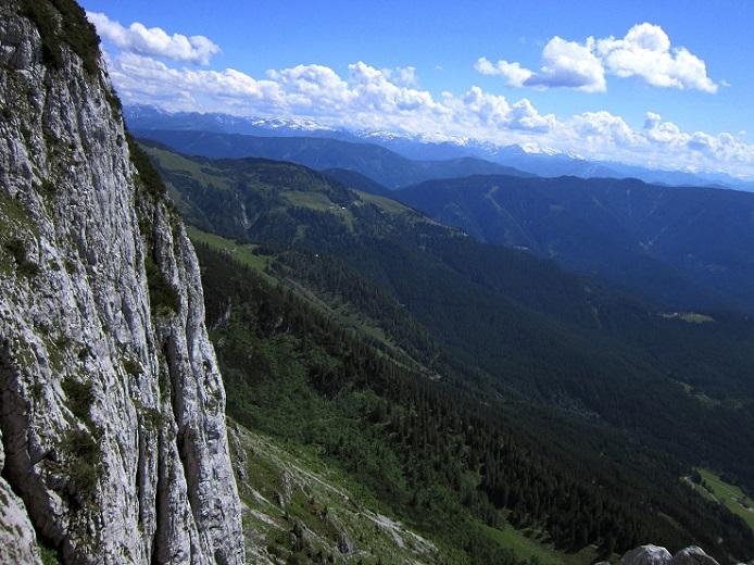 Foto: Andreas Koller / Klettersteigtour / Intersport Klettersteig Donnerkogel (2054m) / 12.07.2013 16:25:54