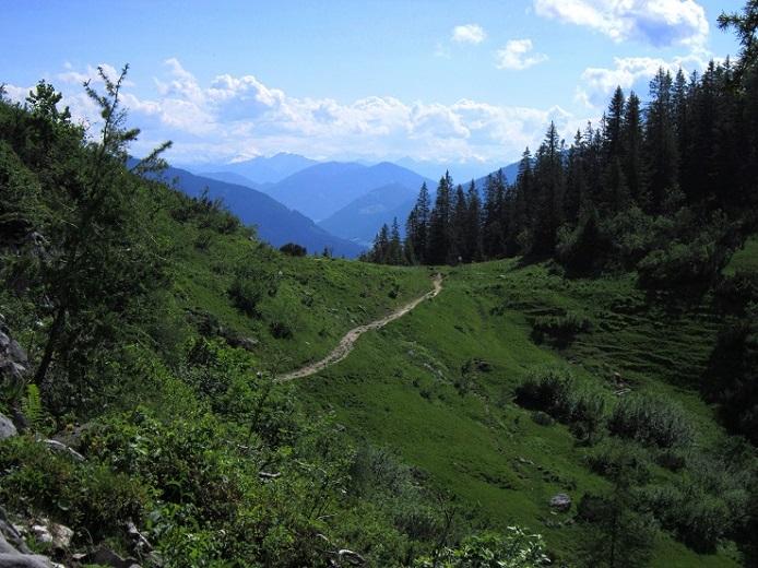 Foto: Andreas Koller / Klettersteigtour / Intersport Klettersteig Donnerkogel (2054m) / 12.07.2013 16:24:39