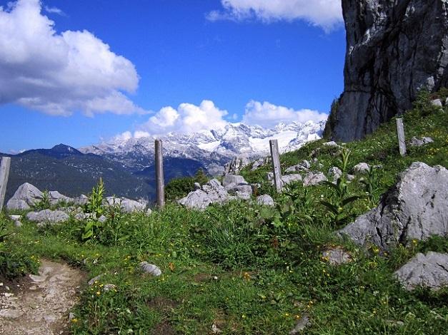 Foto: Andreas Koller / Klettersteigtour / Intersport Klettersteig Donnerkogel (2054m) / 12.07.2013 16:24:28