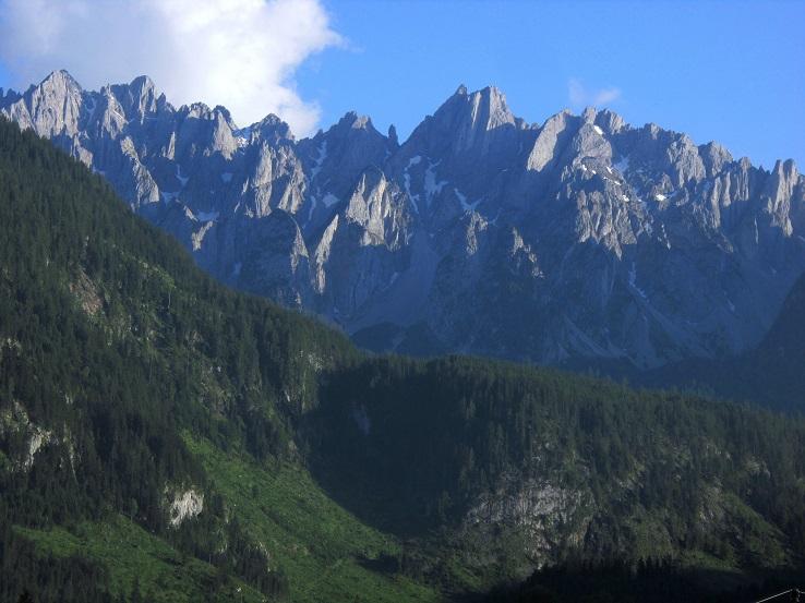 Foto: Andreas Koller / Klettersteigtour / Intersport Klettersteig Donnerkogel (2054m) / Gosaukamm / 12.07.2013 16:23:21