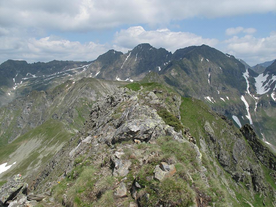 Foto: Gerhard Eidenberger / Wandertour / Auf den Scharnock / Am Gipfel des Pietrachs. / 17.07.2013 17:43:30