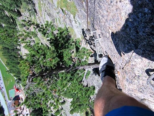 Klettersteig La Resgia : Fotogalerie tourfotos fotos zur klettersteig tour