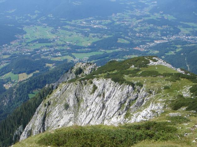 Foto: Manfred Karl / Wandertour / Hohes Brett über Brettgabel / Aufstieg zum Nordwestrücken / 04.10.2013 21:15:34