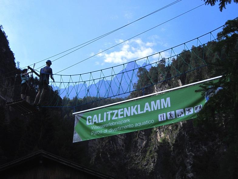 Klettersteig Lienz : Fotogalerie tourfotos fotos zur klettersteig tour