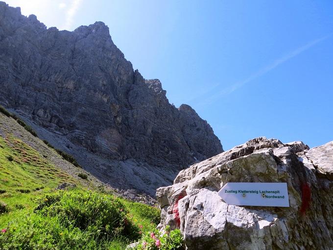 Klettersteig Lachenspitze : Fotogalerie tourfotos fotos zur klettersteig tour