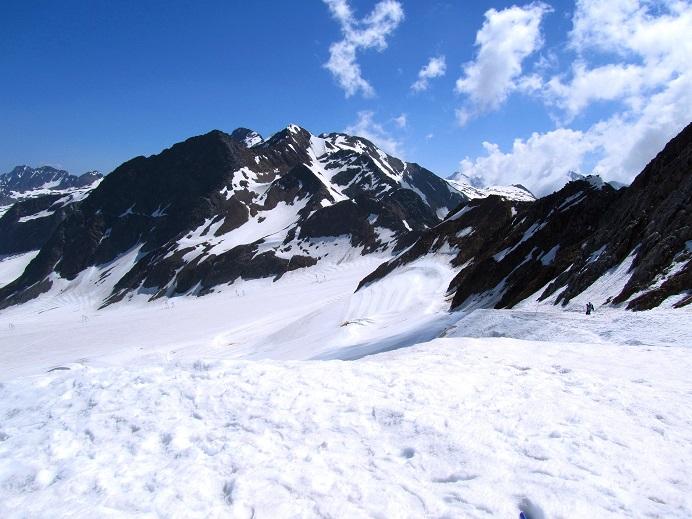 Foto: Andreas Koller / Klettersteigtour / Klettersteig Graue Wand (3202m) / 23.12.2013 03:03:49