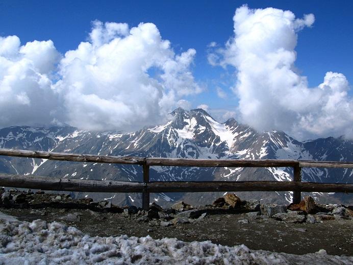 Foto: Andreas Koller / Klettersteigtour / Klettersteig Graue Wand (3202m) / 23.12.2013 03:03:44