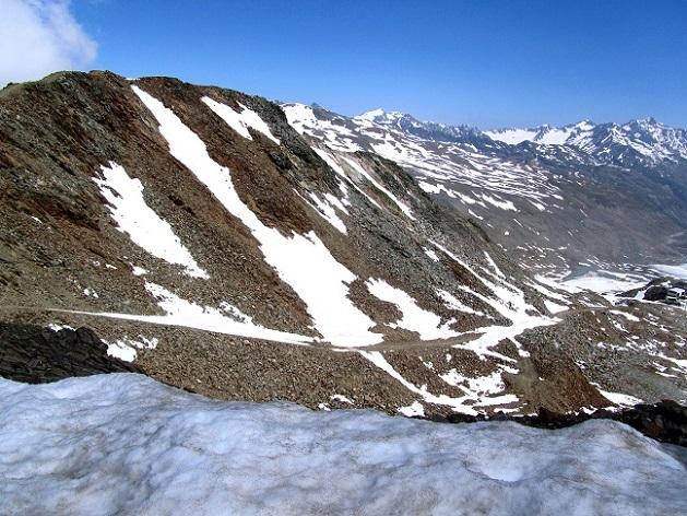 Foto: Andreas Koller / Klettersteigtour / Klettersteig Graue Wand (3202m) / 23.12.2013 03:03:39