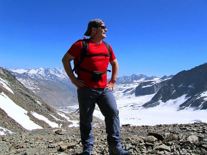 Foto: Andreas Koller / Klettersteigtour / Klettersteig Graue Wand (3202m) / 23.12.2013 03:03:31