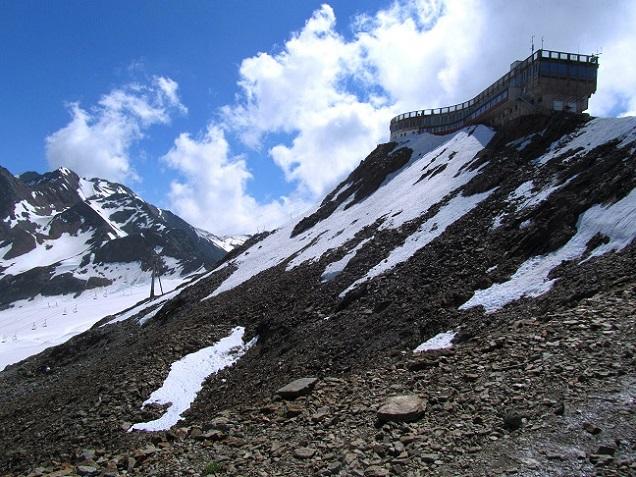 Foto: Andreas Koller / Klettersteigtour / Klettersteig Graue Wand (3202m) / 23.12.2013 03:03:24