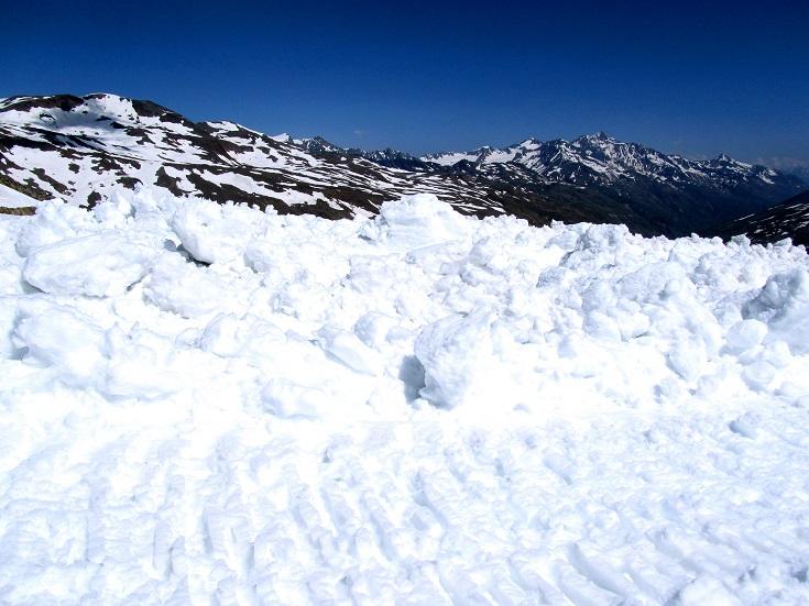 Foto: Andreas Koller / Klettersteigtour / Klettersteig Graue Wand (3202m) / 23.12.2013 03:03:16