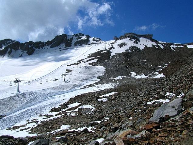 Foto: Andreas Koller / Klettersteigtour / Klettersteig Graue Wand (3202m) / 23.12.2013 03:03:09