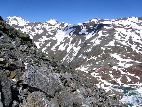 Foto: Andreas Koller / Klettersteigtour / Klettersteig Graue Wand (3202m) / 23.12.2013 03:03:03