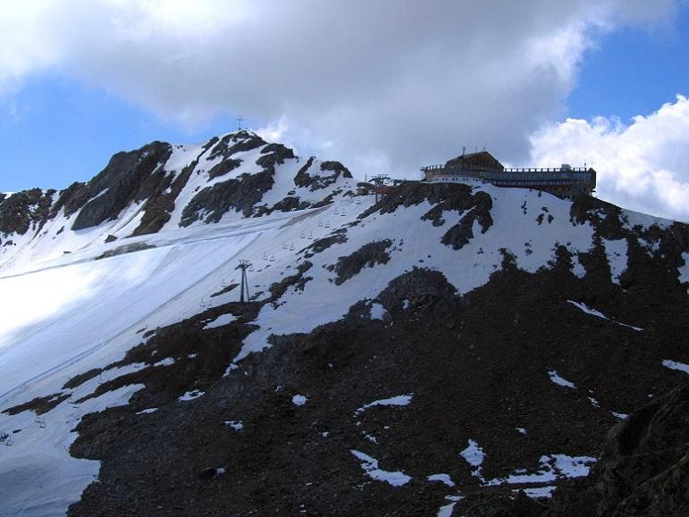 Foto: Andreas Koller / Klettersteigtour / Klettersteig Graue Wand (3202m) / 23.12.2013 02:59:12
