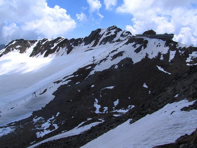 Foto: Andreas Koller / Klettersteigtour / Klettersteig Graue Wand (3202m) / 23.12.2013 02:57:00