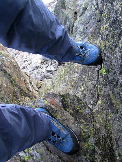 Foto: Andreas Koller / Klettersteigtour / Klettersteig Graue Wand (3202m) / 23.12.2013 02:56:03