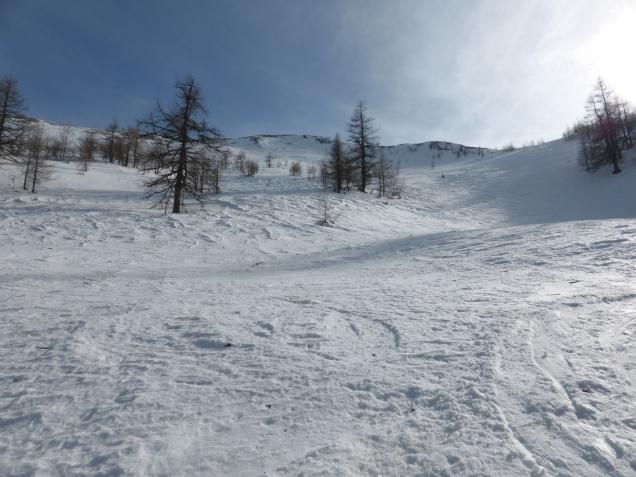 Foto: Manfred Karl / Skitour / Seeköpfl von Wald im Zederhaustal / 19.03.2014 19:52:49