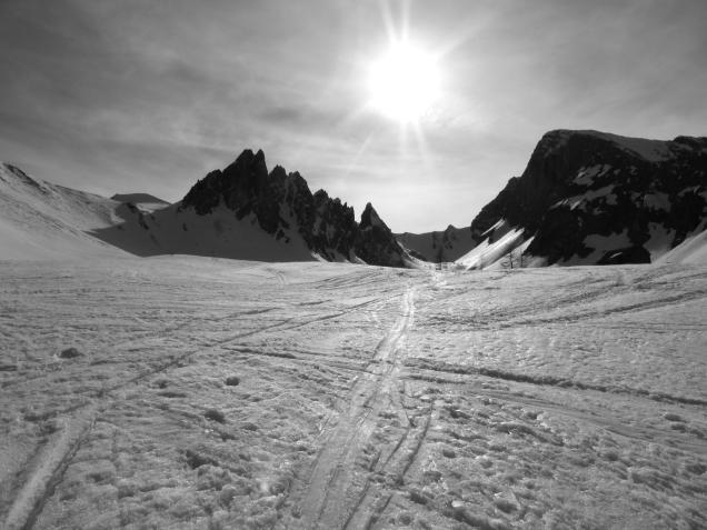 Foto: Manfred Karl / Skitour / Seeköpfl von Wald im Zederhaustal / Kempenköpfln - Hölle - Weißeck / 19.03.2014 19:52:37