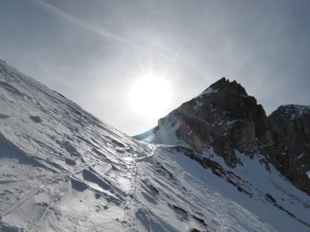 Foto: Manfred Karl / Skitour / Seeköpfl von Wald im Zederhaustal / 19.03.2014 19:51:42