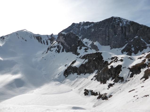 Foto: Manfred Karl / Skitour / Seeköpfl von Wald im Zederhaustal / Felskarspitze - Weißeck / 19.03.2014 19:51:33
