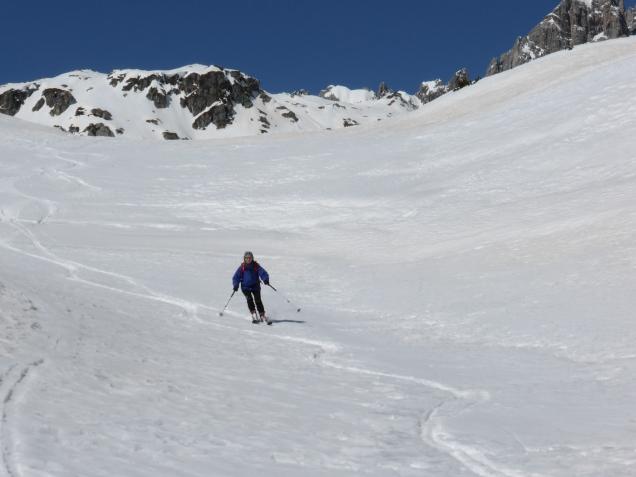 Foto: Manfred Karl / Skitour / Windischkopf über das Gruberkar / 24.03.2014 20:11:11