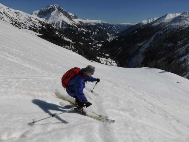 Foto: Manfred Karl / Skitour / Windischkopf über das Gruberkar / 24.03.2014 20:11:02