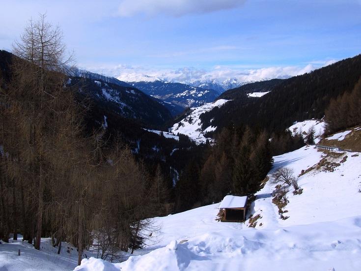 Foto: Andreas Koller / Schneeschuhtour / Panoramaloge Faltegartenkögele (2184m) / 03.05.2014 01:08:20