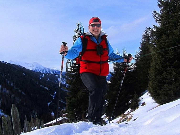 Foto: Andreas Koller / Schneeschuhtour / Panoramaloge Faltegartenkögele (2184m) / 03.05.2014 01:07:40
