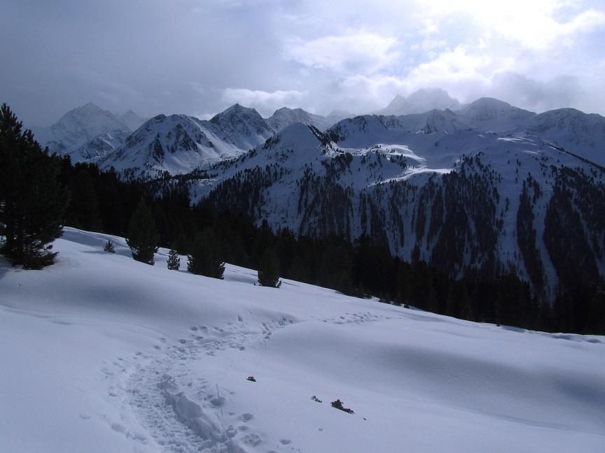 Foto: Andreas Koller / Schneeschuhtour / Panoramaloge Faltegartenkögele (2184m) / 03.05.2014 01:06:36