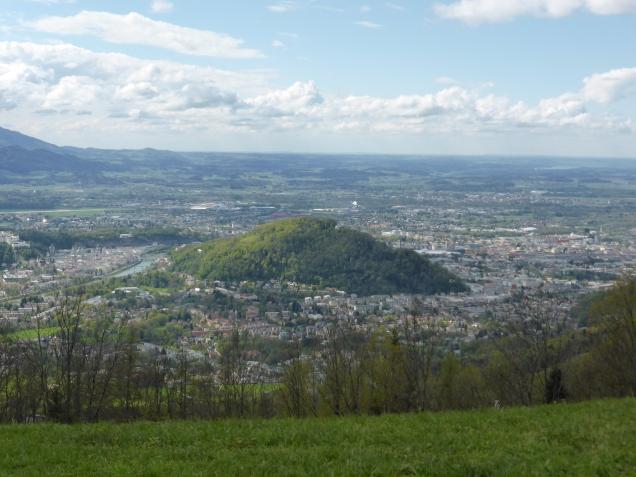Foto: Manfred Karl / Wandertour / Durch die Glasenbachklamm auf den Rauchenbühel / Salzburger Becken / 19.05.2014 19:50:40