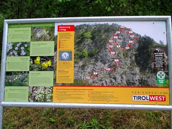 Klettersteig Zams : Fotogalerie tourfotos fotos zur klettersteig tour