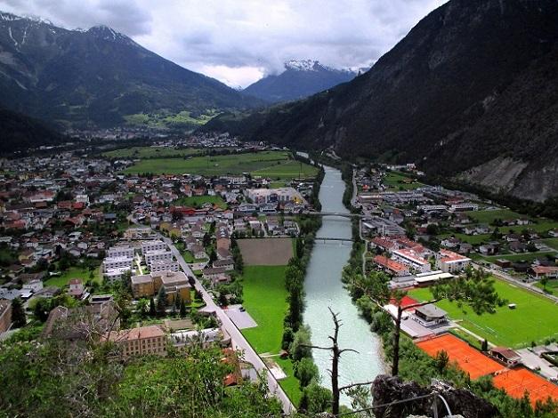 Klettersteig Zams : Klettersteig gargellner köpfe montafon at