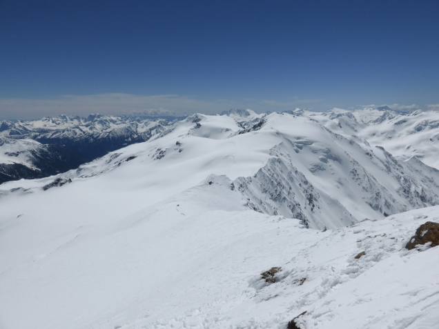 Foto: Manfred Karl / Skitour / Monte Cevedale von Sulden / 11.06.2014 19:52:06