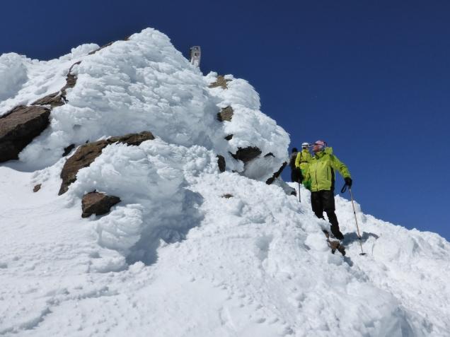 Foto: Manfred Karl / Skitour / Monte Cevedale von Sulden / 11.06.2014 19:50:47