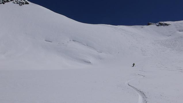 Foto: Manfred Karl / Skitour / Monte Cevedale von Sulden / 11.06.2014 19:50:38