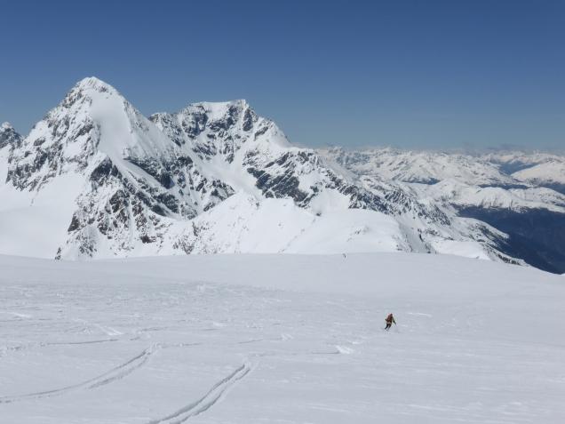 Foto: Manfred Karl / Skitour / Monte Cevedale von Sulden / 11.06.2014 19:50:31
