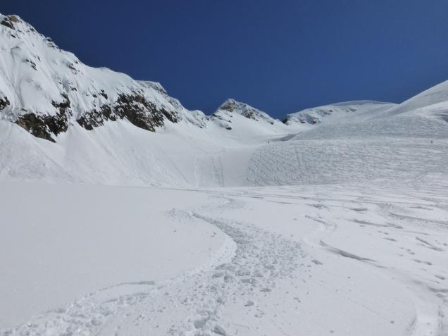Foto: Manfred Karl / Skitour / Monte Cevedale von Sulden / 11.06.2014 19:49:59