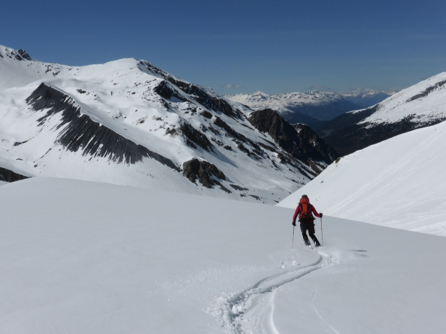 Foto: Manfred Karl / Skitour / Monte Cevedale von Sulden / 11.06.2014 19:49:33