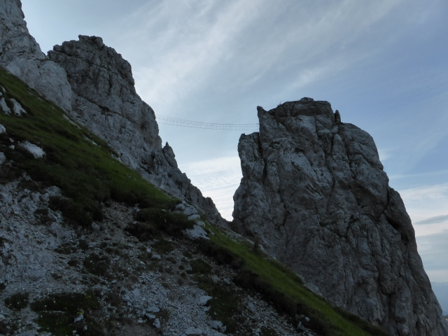 Klettersteig Däumling : Fotogalerie tourfotos fotos zur klettersteig tour däumling